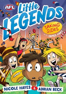Little Legends : Taking Sides