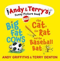 The Cat, the Rat & the Baseball Bat & Big Fat Cows