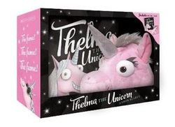 Thelma the Unicorn with Hat Boxed Set