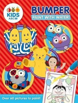 ABC KIDS Bumper Paint With Water!