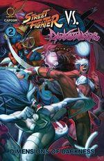 Street Fighter vs Darkstalkers Vol. 2
