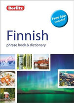 Berlitz Phrase Book and Dictionary: Finnish