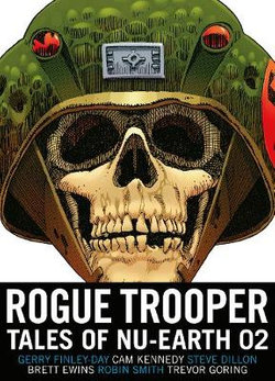 Rogue Trooper: Tales of Nu Earth 2
