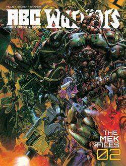 ABC Warriors - The Mek Files 2