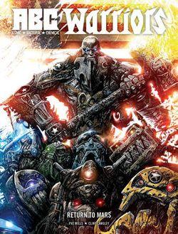 ABC Warriors: Return to Mars
