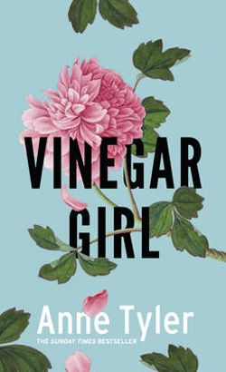 Vinegar Girl: The Taming of the Shrew Retold cover image
