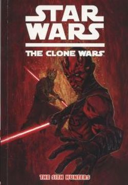 Star Wars - The Clone Wars: Sith Hunters