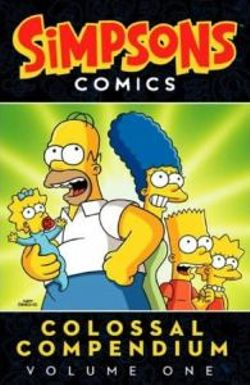 The Simpsons: Colossal Compendium v. 1