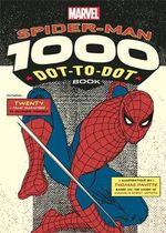 Marvel Spider-man 1000 Dot-to-Dot Book