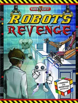 Rubik'S Quest: the Robot's Revenge