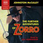 Further Adventures Of Zorro