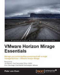 VMware Horizon Mirage Essentials