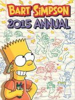 Bart Simpson Annual 2015