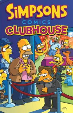 (Simpsons - Comics Clubhouse)