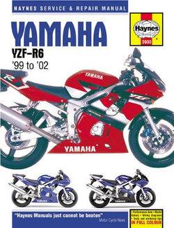 Yamaha YZF-R6, '99-'02