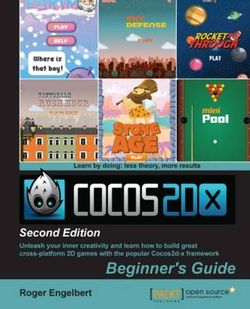 Cocos2d-x by Example: Beginner's Guide -