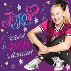 JoJo Siwa Official 2019 Square Wall Calendar