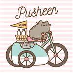 Pusheen Official 2019 Square Wall Calendar