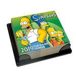 The Simpsons 2019 Desk Block Page a Day Desk Calendar