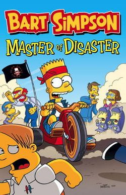 Bart Simpson - Master of Disaster