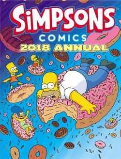 The Simpsons - Annual 2018