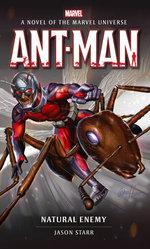 Marvel novels - Ant-Man