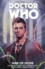 Doctor Who: the Tenth Doctor Volume 7 - War of Gods