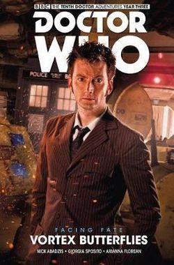Doctor Who - Vortex Butterflies