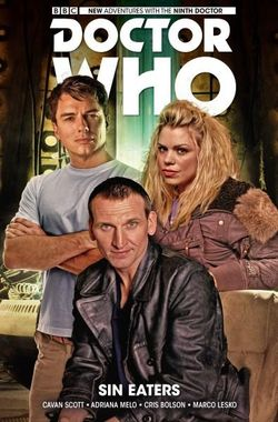 Doctor Who: the Ninth Doctor Volume 4: Sin Eaters