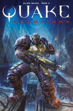 Quake Champions: Volume 1