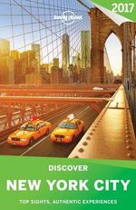 Lonely Planet - Discover New York City 2017