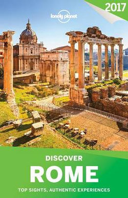 Lonely Planet - Discover Rome 2017