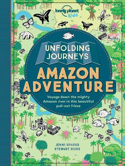 Unfolding Journeys : Amazon Adventure