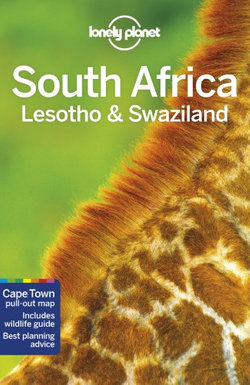 Lonely Planet : South Africa, Lesotho & Swaziland