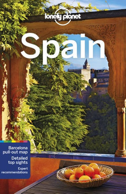 Lonely Planet : Spain