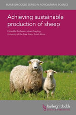 Achieving sustainable production of sheep