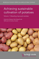 Achieving sustainable cultivation of potatoes Volume 1