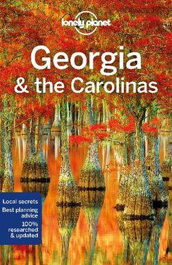 Lonely Planet : Georgia & the Carolinas