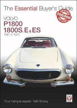Volvo P1800/1800s, e and Es 1961 to 1973
