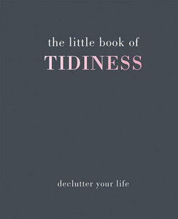 The Little Book of Tidiness