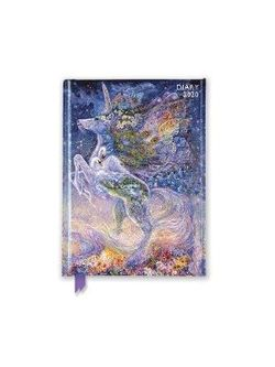Josephine Wall - Soul of a Unicorn Pocket Diary 2020