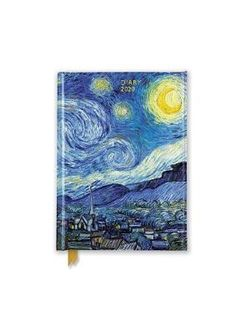 Van Gogh - Starry Night Pocket Diary 2020