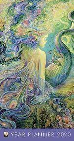 Josephine Wall - Mer Fairy (Planner 2020)
