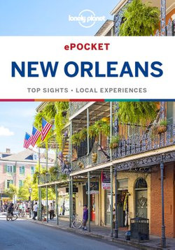 Lonely Planet Pocket New Orleans