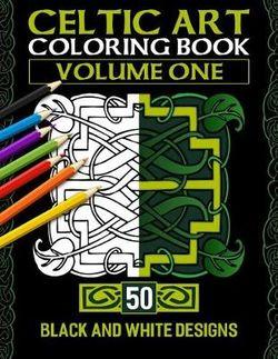 Celtic Art Coloring Book