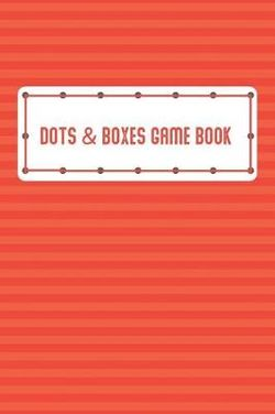 Dots and Boxes Game Book