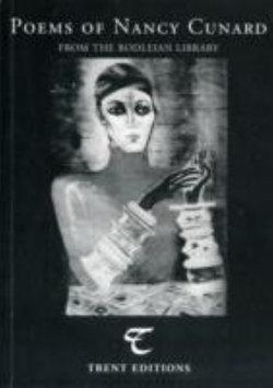 Poems of Nancy Cunard