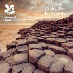 Giant's Causeway - Italian