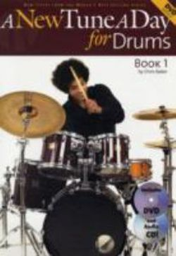 A New Tune A Day For Drums - Book One (Book, CD And DVD)