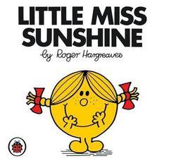 Little Miss Sunshine V4  Mr Men and Little Miss 3196c18b0